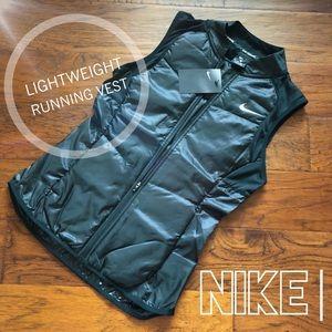 🆕 Nike Women's XS Running Lightweight Black Vest